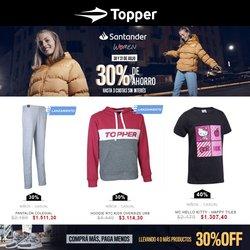 Catálogo Topper ( Vencido)