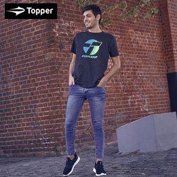 Ofertas de Deporte en el catálogo de Topper ( 24 días más)