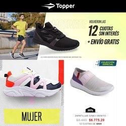 Catálogo Topper ( 11 días más)