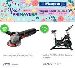 Ofertas de Electrónica y Electrodomésticos en el catálogo de Grupo Marquez ( 14 días más)