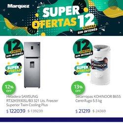 Ofertas de Grupo Marquez en el catálogo de Grupo Marquez ( 14 días más)