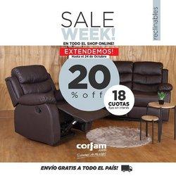 Ofertas de Corfam en el catálogo de Corfam ( Publicado ayer)