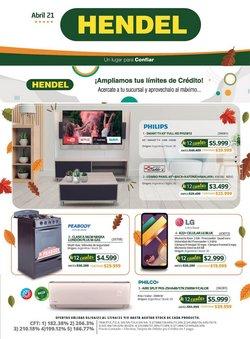 Catálogo Hendel ( 4 días más )