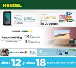 Catálogo Hendel ( 5 días más)