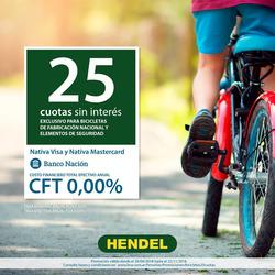 Ofertas de Hendel  en el folleto de Chascomús