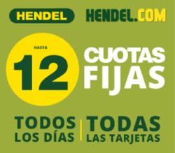 Ofertas de Hendel  en el folleto de Rauch