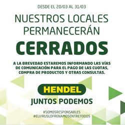 Cupón Hendel en General Rodríguez ( 3 días más )