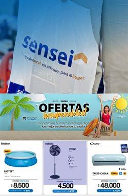 Catálogo Sensei ( 8 días más )
