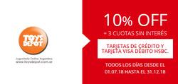 Ofertas de Toys Depot  en el folleto de Buenos Aires
