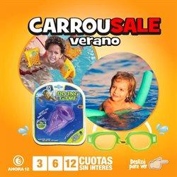 Ofertas de Juguetes, Niños y Bebés en el catálogo de Jugueterias Carrousel en Villa Devoto ( 20 días más )