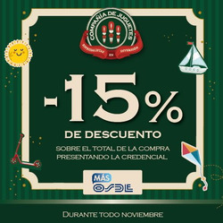 Cupón Compañía de Juguetes en Rafael Castillo ( 6 días más )