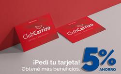 Ofertas de Carrizo Dental  en el folleto de Córdoba
