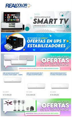Catálogo Real Color en Buenos Aires ( 19 días más )