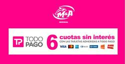 Ofertas de M&A  en el folleto de San Miguel de Tucumán