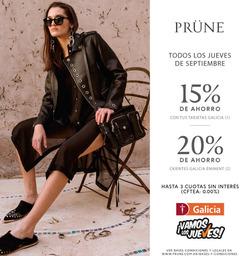 Ofertas de Prune  en el folleto de Buenos Aires