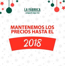 Ofertas de La Fábrica  en el folleto de Córdoba
