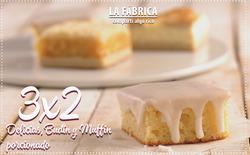 Ofertas de Restaurantes  en el folleto de La Fábrica en Vicente López