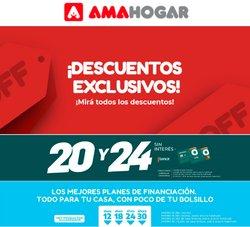 Ofertas de Ama Hogar en el catálogo de Ama Hogar ( 18 días más)