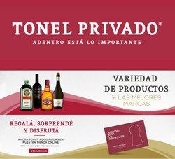 Ofertas de Tonel Privado en el catálogo de Tonel Privado ( 12 días más)