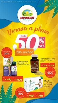 Ofertas de Perfumería y Maquillaje en el catálogo de Grandiet en Villa Carlos Paz ( 4 días más )