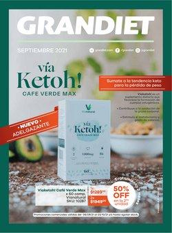 Ofertas de Perfumería y Maquillaje en el catálogo de Grandiet ( 10 días más)