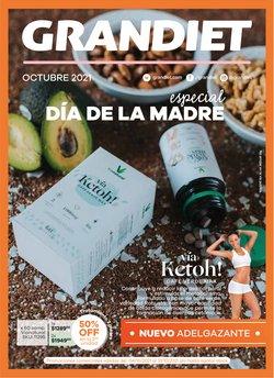 Ofertas de Perfumería y Maquillaje en el catálogo de Grandiet ( 15 días más)