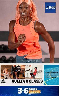 Ofertas de Deporte en el catálogo de Red Sport en Microcentro ( 9 días más )