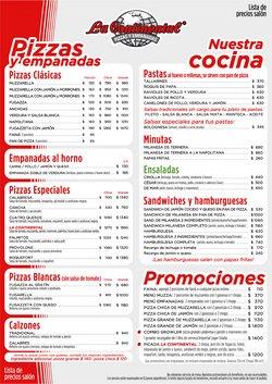 Ofertas de Restaurantes en el catálogo de La Continental ( 14 días más)