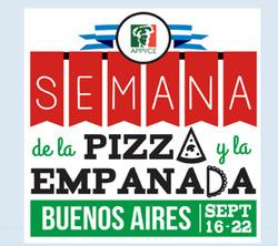 Ofertas de Pizza de jamón y queso  en el folleto de La Continental en Buenos Aires