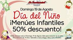 Ofertas de Restaurantes  en el folleto de La Continental en La Plata
