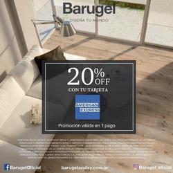 Cupón Barugel Azulay ( 3 días más )