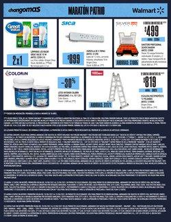Ofertas de Colorín en el catálogo de Walmart ( 7 días más)