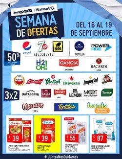 Ofertas de Hiper-Supermercados en el catálogo de Walmart ( Publicado hoy)