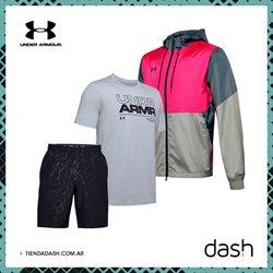 Ofertas de Remera manga corta en Dash Deportes