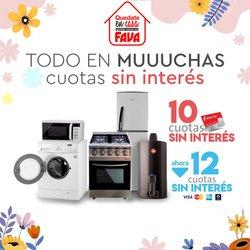 Ofertas de Electrónica y Electrodomésticos en el catálogo de Fava ( 7 días más)
