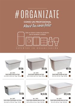 Ofertas de Muebles y Decoración en el catálogo de Colombraro en Don Torcuato ( Más de un mes )