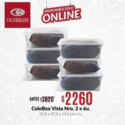 Catálogo Colombraro en Salta ( Caducado )