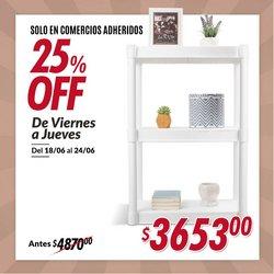 Ofertas de Muebles y Decoración en el catálogo de Colombraro ( Vence mañana)