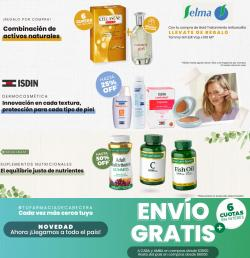 Ofertas de Farmacias y Ópticas en el catálogo de Farmacia Selma ( Publicado ayer)