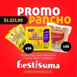 Ofertas de Restaurantes en el catálogo de Fiestíssima ( Vence hoy)