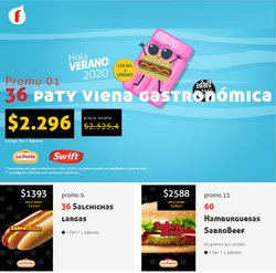 Ofertas de Restaurantes en el catálogo de Fiestíssima ( 4 días más)