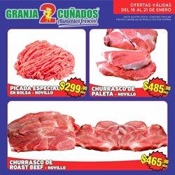 Catálogo Granja 2 Cuñados en Buenos Aires ( Caduca hoy )