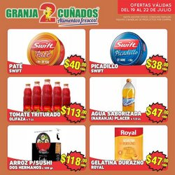 Ofertas de Granja 2 Cuñados en el catálogo de Granja 2 Cuñados ( Vencido)
