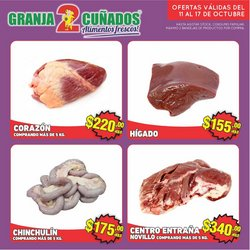 Ofertas de Hiper-Supermercados en el catálogo de Granja 2 Cuñados ( Vence mañana)