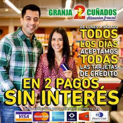 Ofertas de Granja 2 Cuñados  en el folleto de Castelar