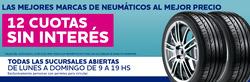 Cupón Norauto en Buenos Aires ( Publicado hoy )