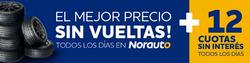 Cupón Norauto en Villa Rosa ( Publicado ayer )