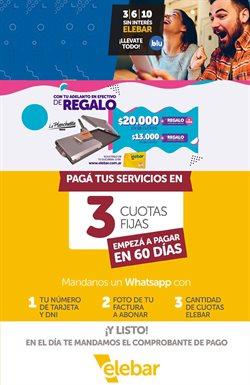 Catálogo Elebar en Buenos Aires ( Publicado hoy )