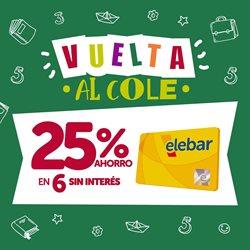 Ofertas de Bancos y Seguros en el catálogo de Elebar en Quilmes ( Caduca hoy )