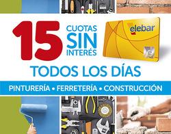 Ofertas de Elebar  en el folleto de Carlos Casares